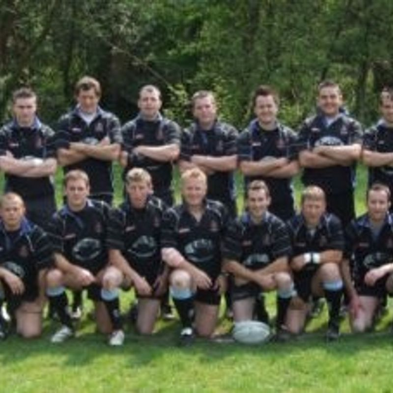 1st XV beat Llanybydder RFC 24 - 40