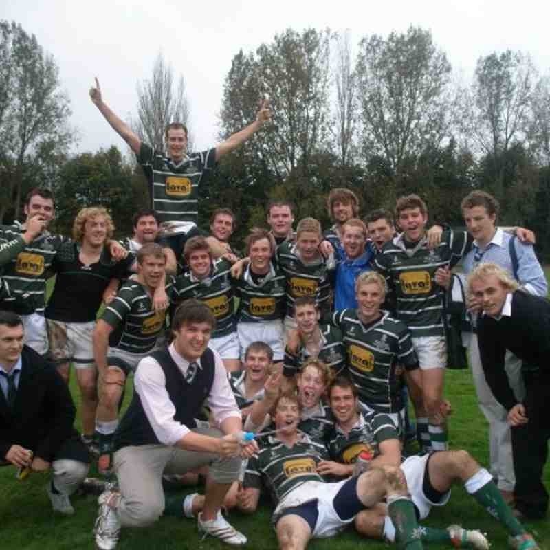 3rd XV Misc (By Aaron Mclaughlin)