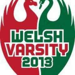 Welsh Varsity Squad Announced