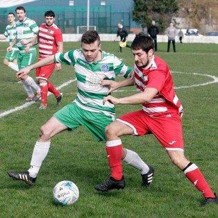 Mochdre Sports 0 Llandudno Albion 1