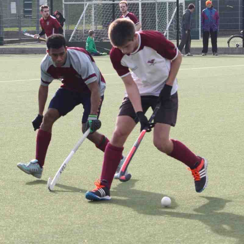 MKHC Men's 2XI vs. Oxford Hawks - 27th February 2016