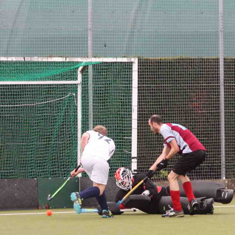 MKHC Samurai vs. Abingdon - 20th February 2016