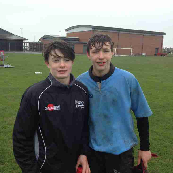 Another proud moment for Broughton Park as players represent District