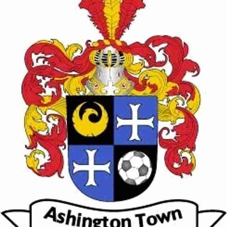Ashington Town FC Website goes live