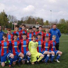 U15's in Eindhoven 2017