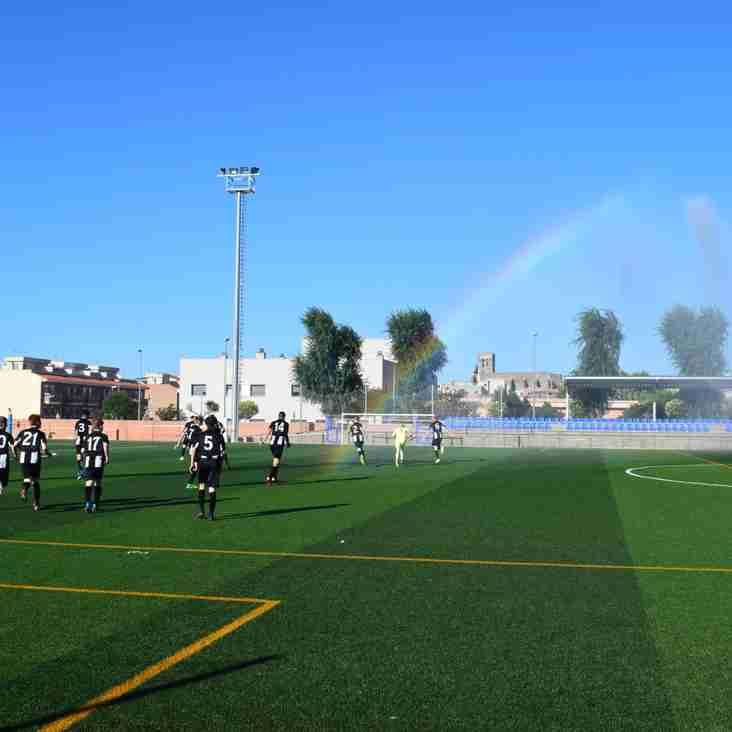 2003 Boys Costa Daurada Cup report #3