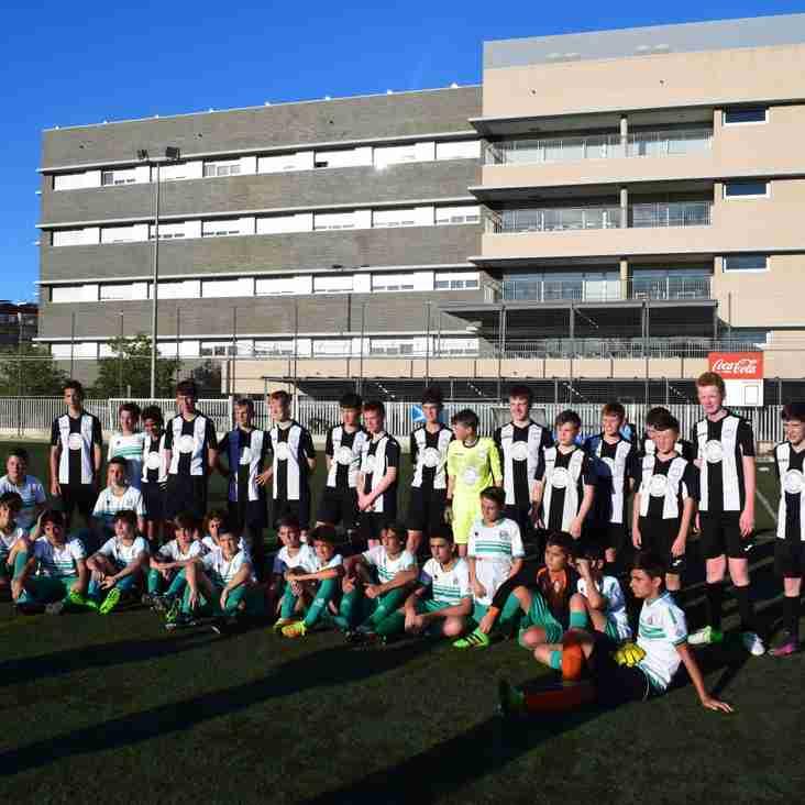 2003 Boys Costa Daurada Cup report #4