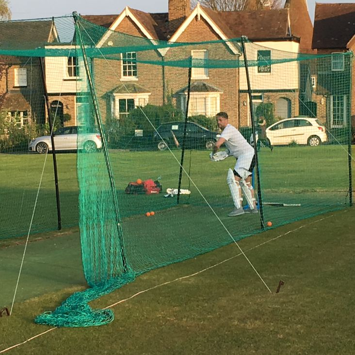 Senior nets session on the Green - Friday 21st July<