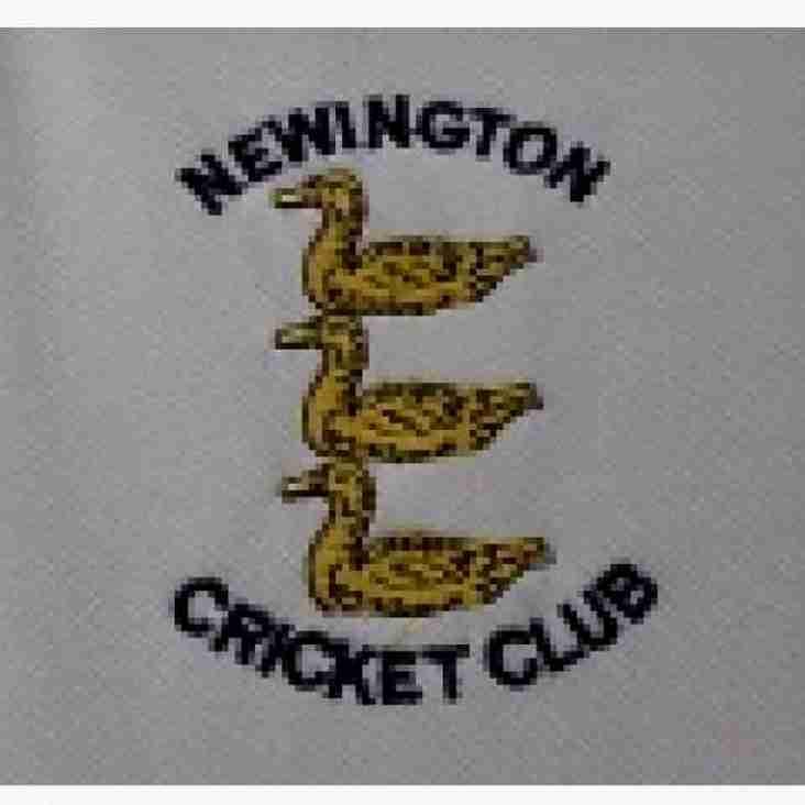 GAME OFF versus Newington CC