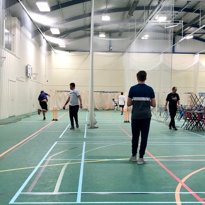 Remember! Indoor nets again this Sunday