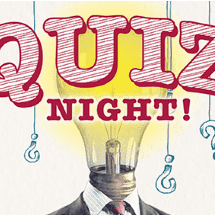 Friday 13th Sept... the BCC Annual Quiz night is back!