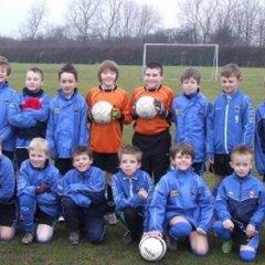 Rufforth United Junior Football Club Images