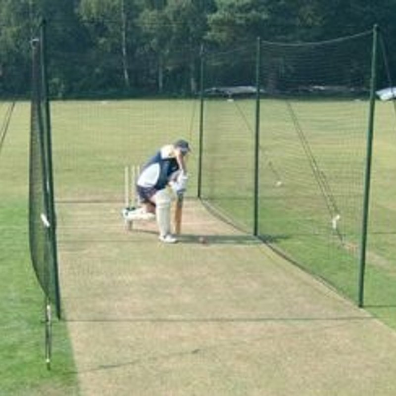 First net session of the season, this Saturday