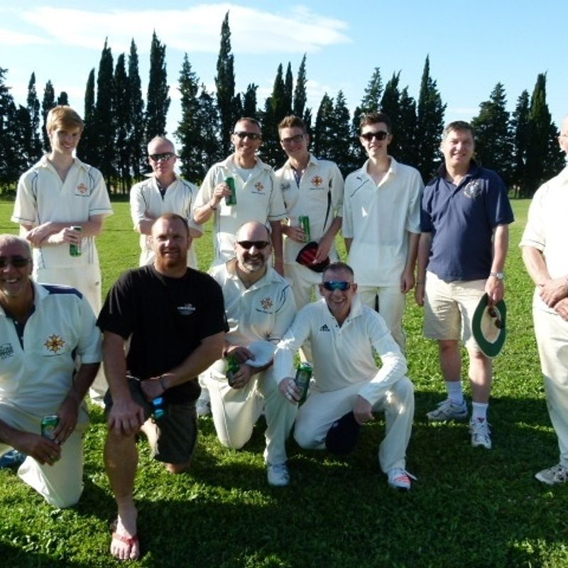 Toulouse Cricket Club vs. Catus Cricket Club