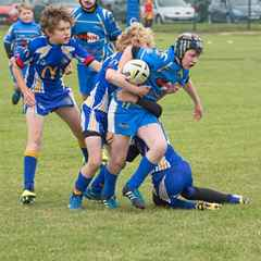Storm Push On For Win