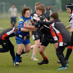 Storm Come From Behind Again To Draw Whith Whitley Bay
