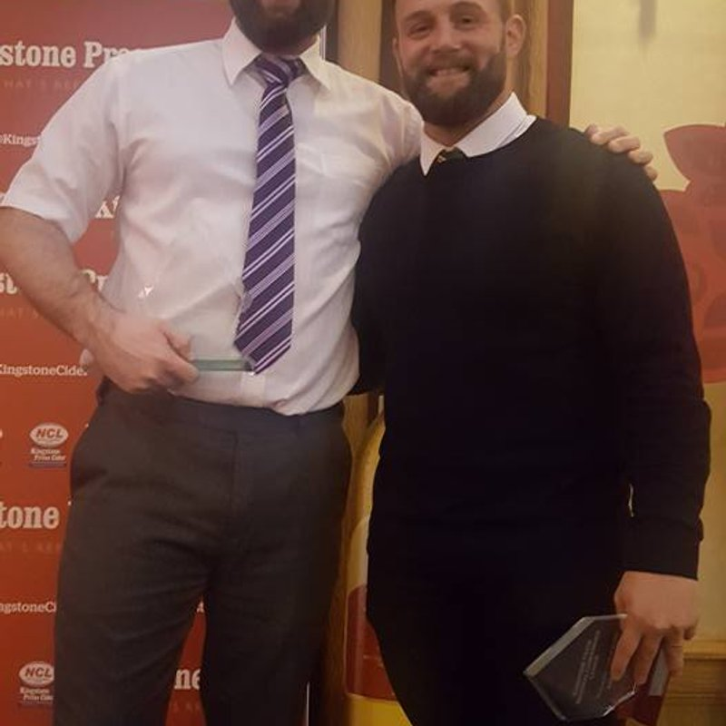Storm Take Fair Play Award at NCL Awards