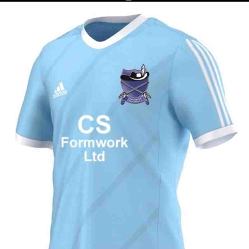 New kit, Big Thank to our sponsors CS Form Work.