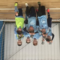We did it again !! No longer Plate Specalist. Chalgrove make the Futsal Final.