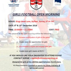 Girls Football