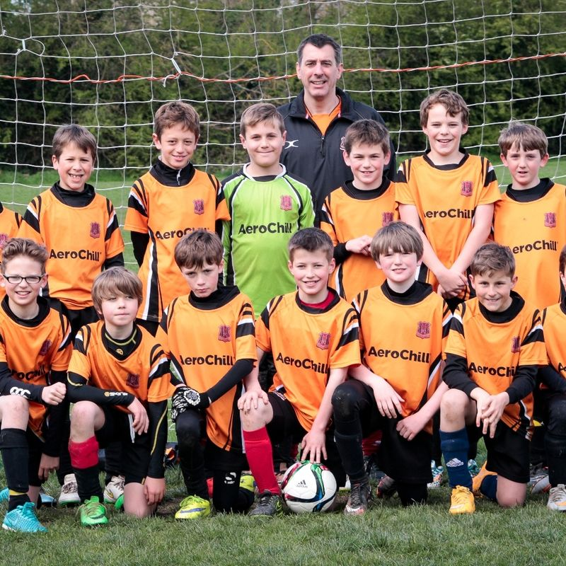 Hearts FC Wildcats Under 12's beat BRACKNELL CAVALIERS FC COLTS  4 - 1