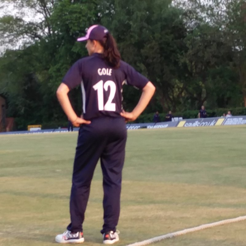 Lulu Gole is a member of the 2018 Middlesex Womens First Team Squad