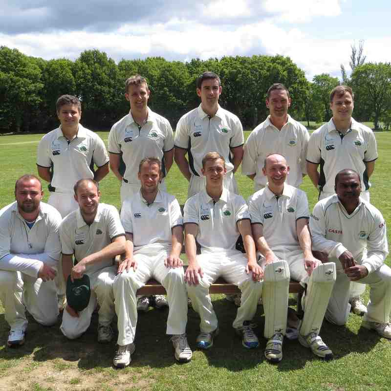 1st 11 Vs Downley (30th May 2015)