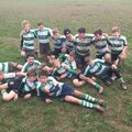 U14's: Chew Valley 47 v 0 Old Reds