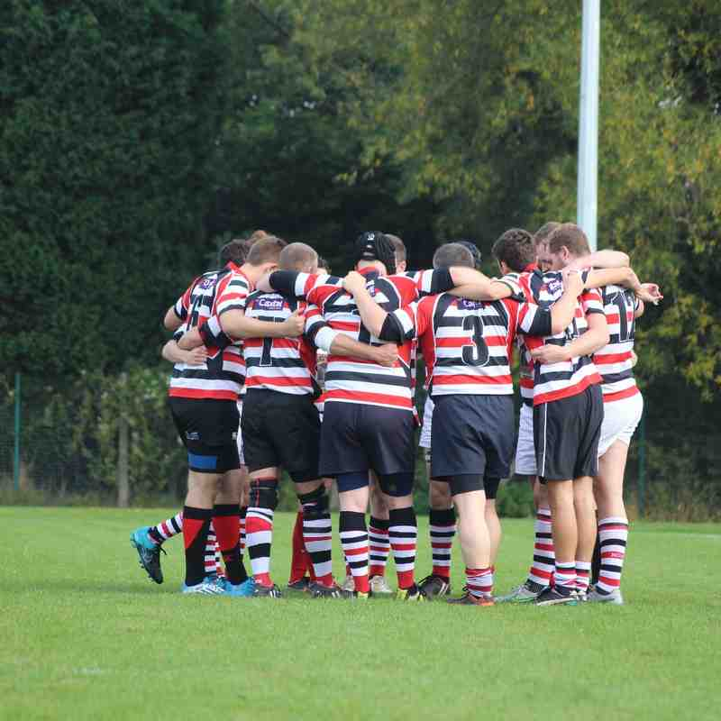 Novorcastrian 4th V Northshields 10/10/2015