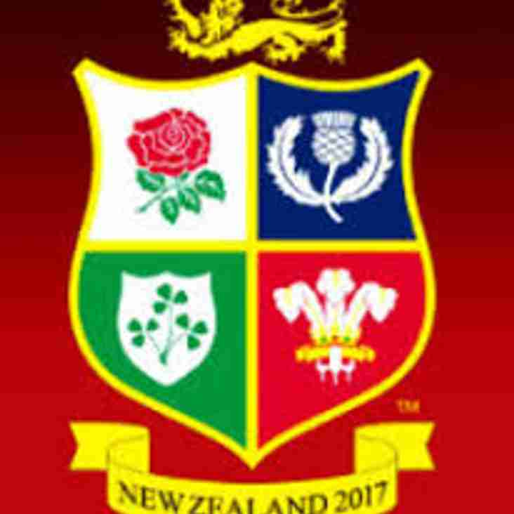 Lions Test Matches