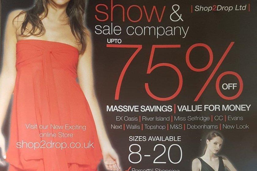 Shop 2 Drop Fashion Show