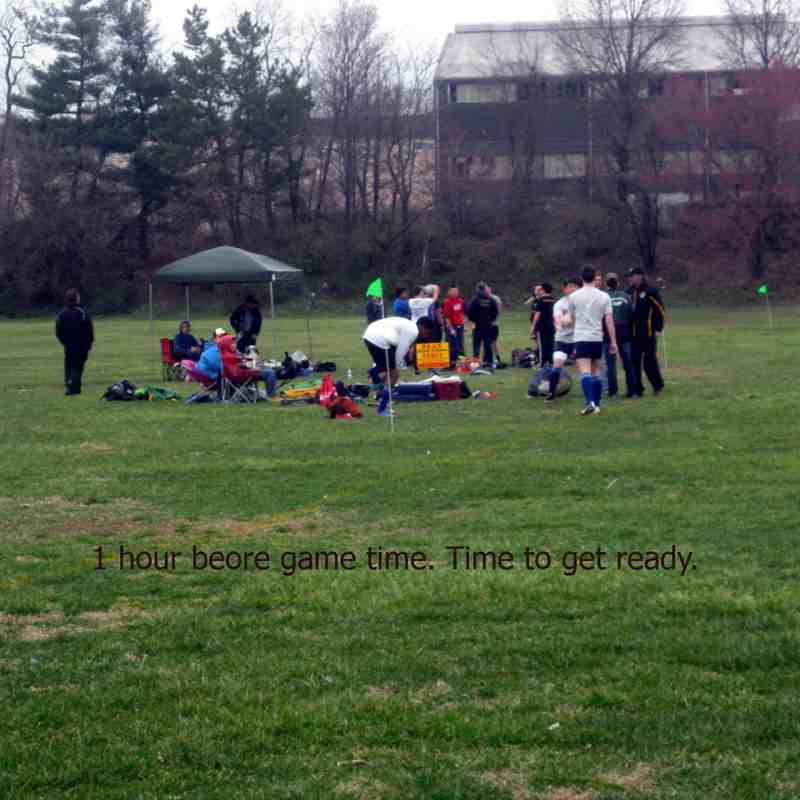 Exiles vs Baltimore Poly 13 March 16