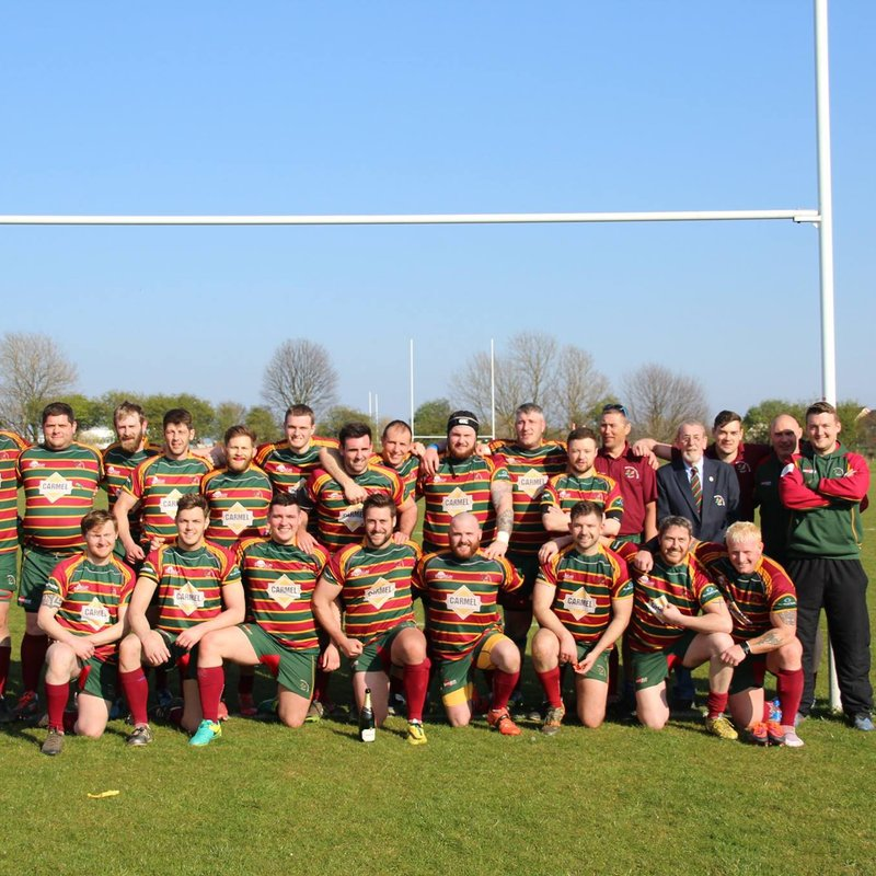 Rugby Club win league title with historic victory over Wallsend
