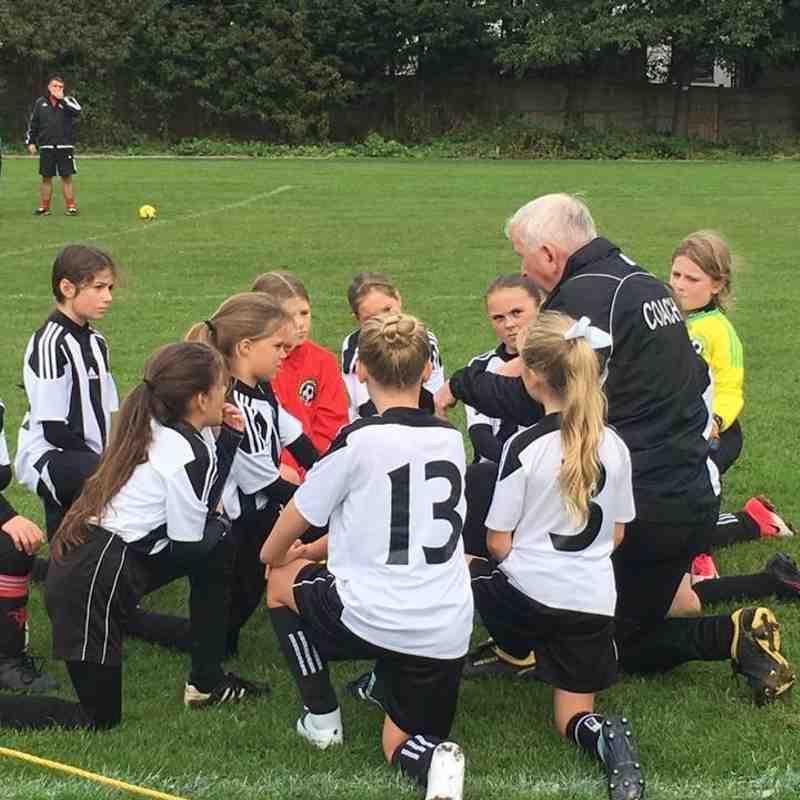 St Anne's Vs HGLFC Hawks (08/10/17)