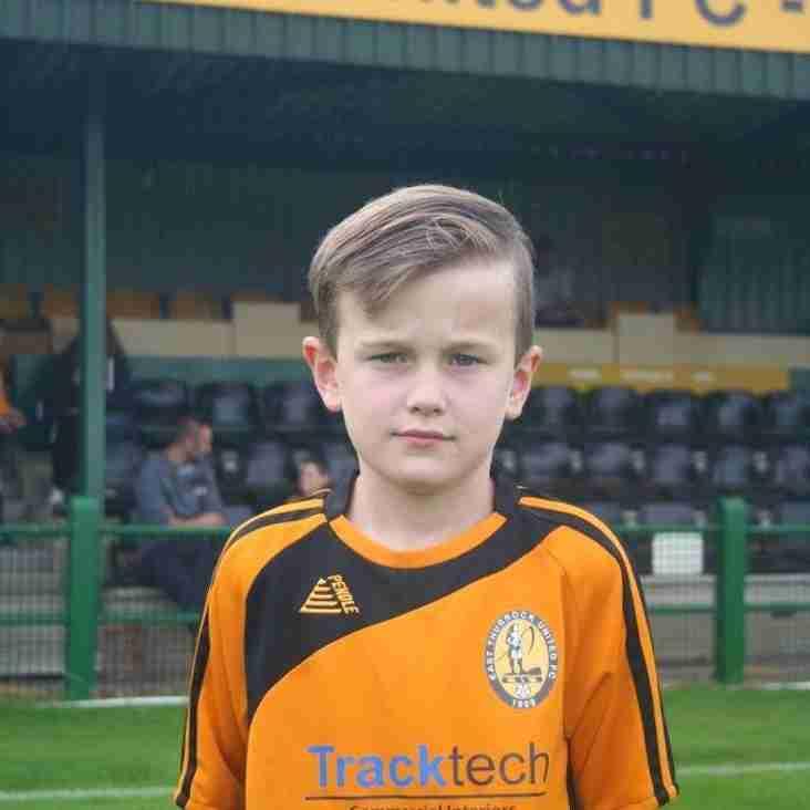 Under 9 v Hullbridge