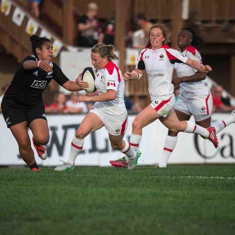 Canadian Women's Team Selection Photos