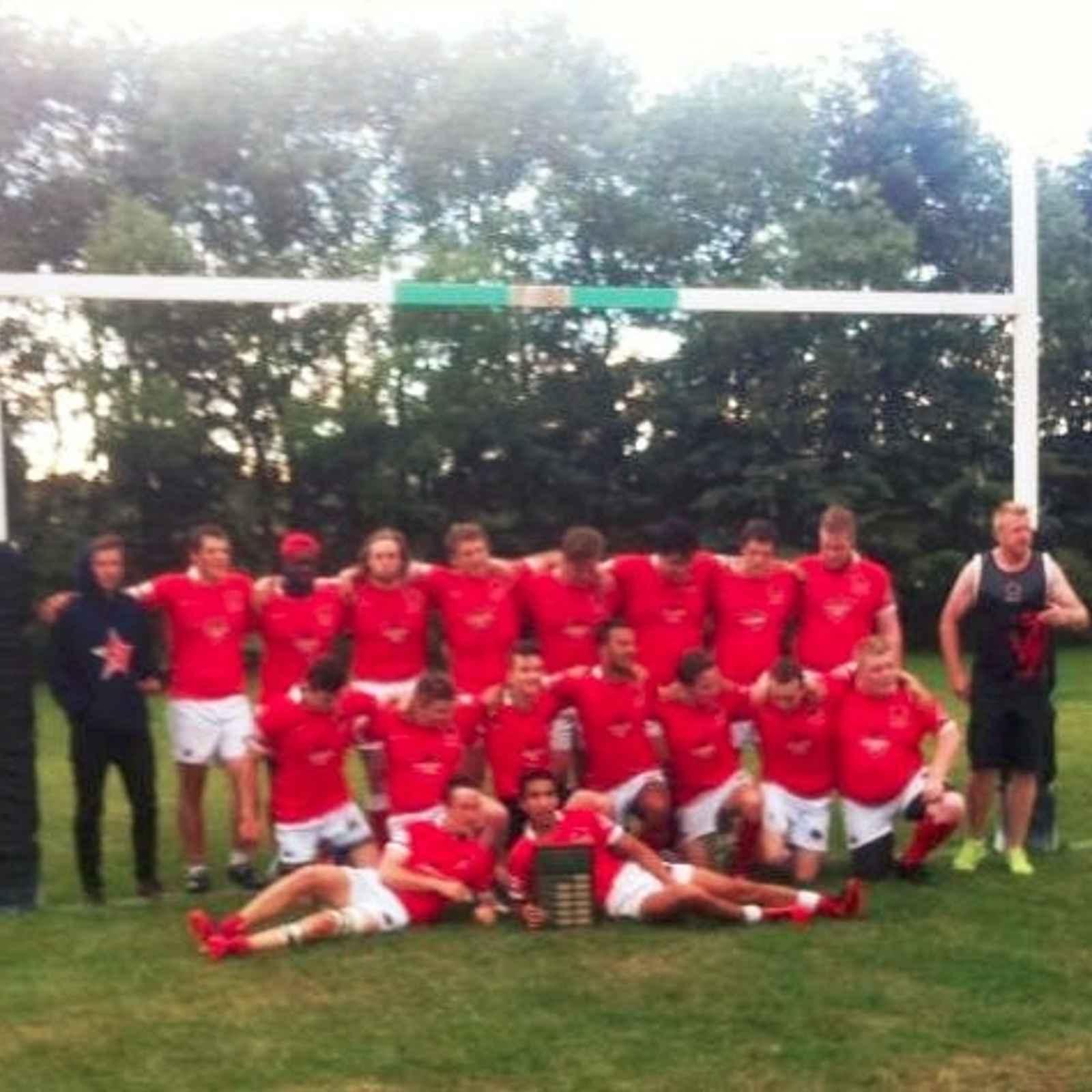 U21 Druids take ERU Championship