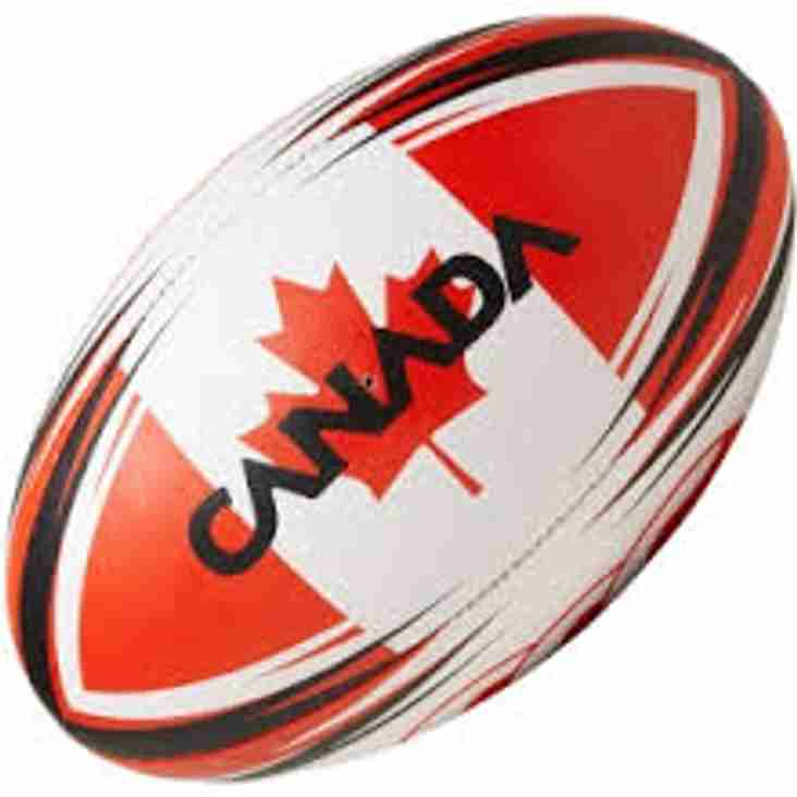 Edmonton hosts Rugby International