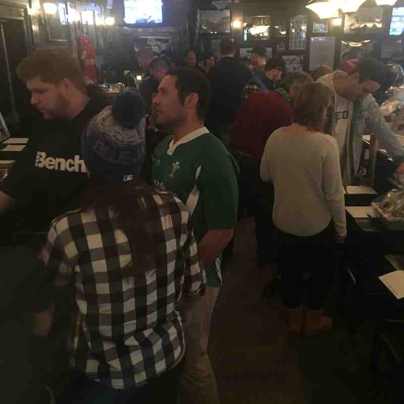 The Pint Six Nation Fundraiser 2017