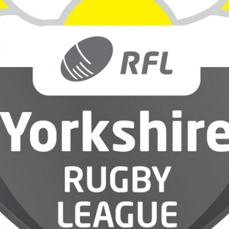 Yorkshire Mens League Results<