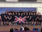 BARLA International U17's set off