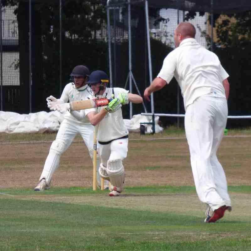 Toft 1st (H) to Alderley Edge