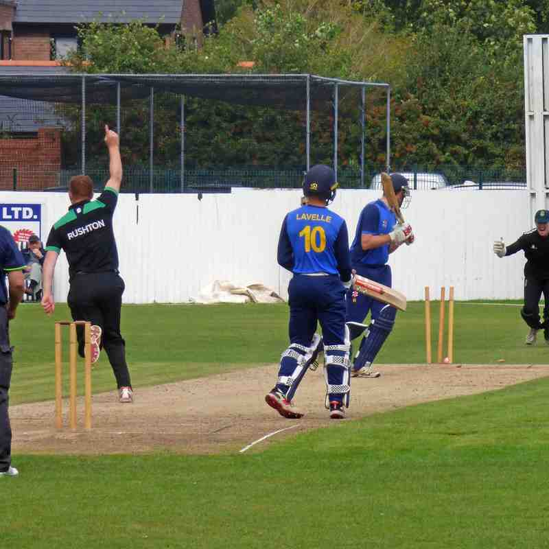 2019 Toft 1st (A) to Ormskirk (T20) 1/4 Final