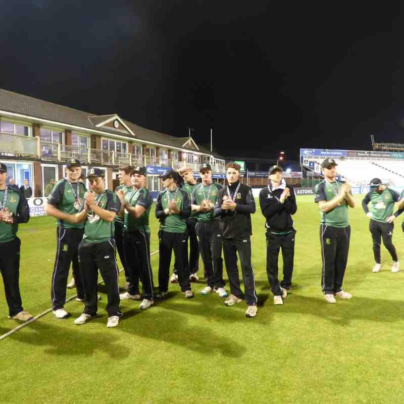 2019 Toft 1st v Swardeston CC T20 National Final