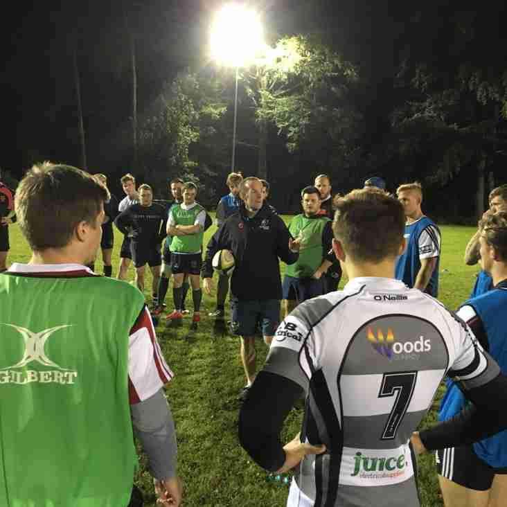 NOTTINGHAM RUGBY AT PAVIORS