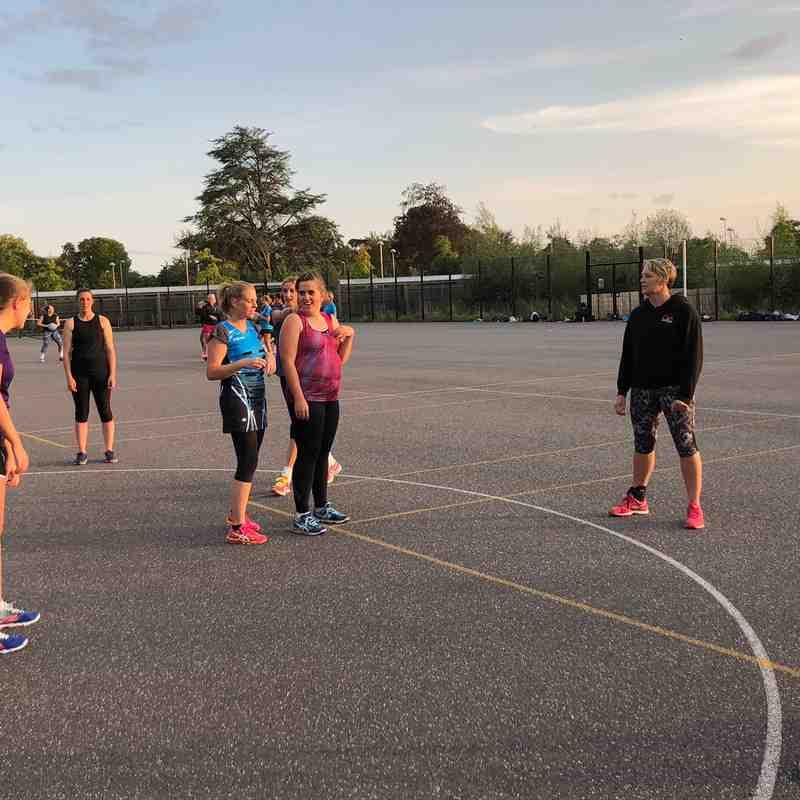 Pre season training #mentortraining