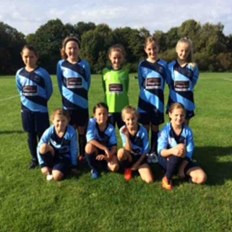 U10 Bluebirds 2017-18 Photos