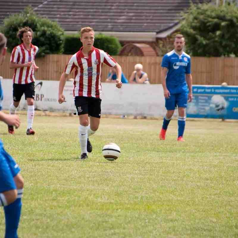 Lincoln Railway AFC vs Lincoln City Under 19's