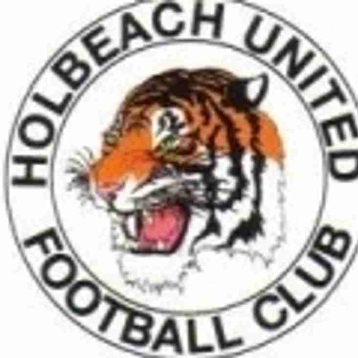 Holbeach trip for the Cooks tomorrow.