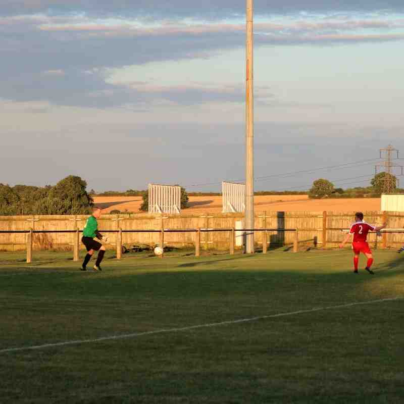 Oadby Town 1-2 Home